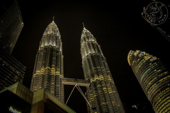 Las torres Petronas, Kuala Lumpur, Malasia