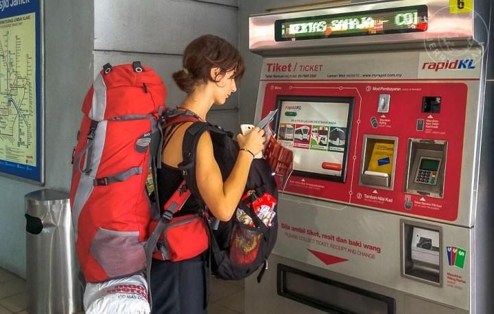 Tren y metro de Kuala Lumpur, Malasia