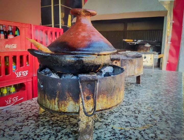Tajin marroqui, plato tradicional
