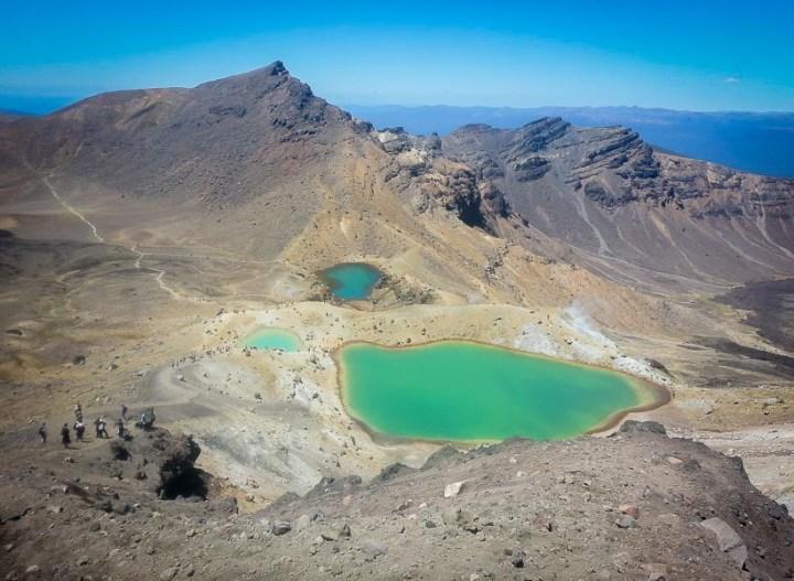 Tongariro Alpin Crossing