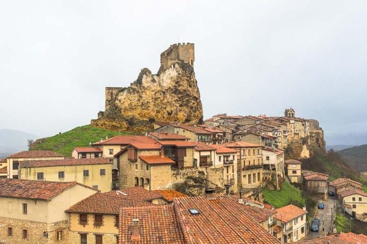 frias, pueblos más bonitos de españa, Castilla La Mancha