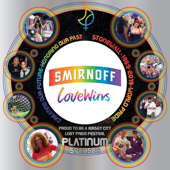 Smirnoff Platinum sponsors 2019