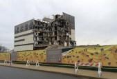 princeton hospital demolition
