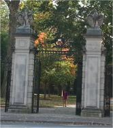 princeton main gate