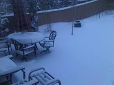February - Denver snow, snow, snow in February