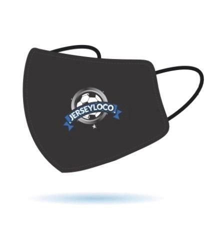 Jersey Loco Face Mask - Jersey Loco