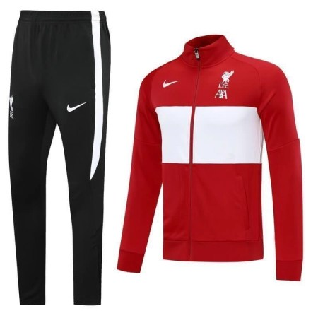 20/21 Liverpool Red Tracksuit - Jersey Loco