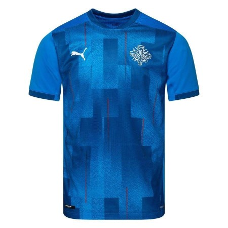 Iceland 20/21 Home Jersey - Jersey Loco