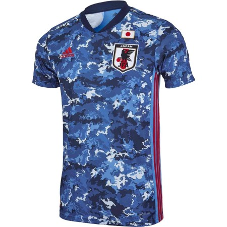 Japan 20/21 Home Jersey - Jersey Loco