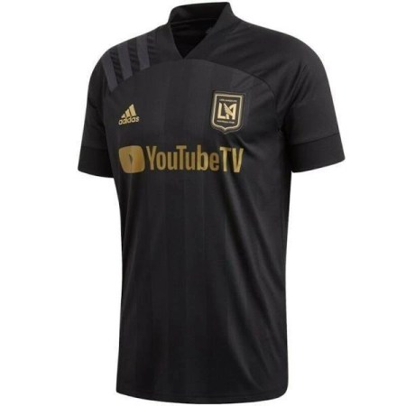 20/21 LAFC Los Angeles Home Jersey - Jersey Loco