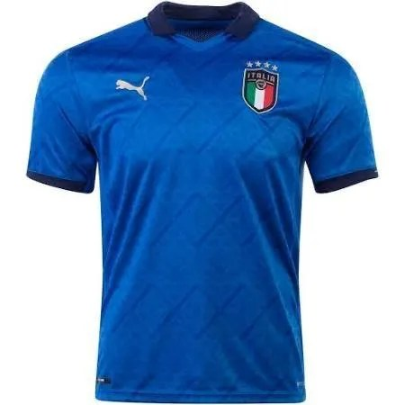 Italy 20/21 Home Jersey - Jersey Loco