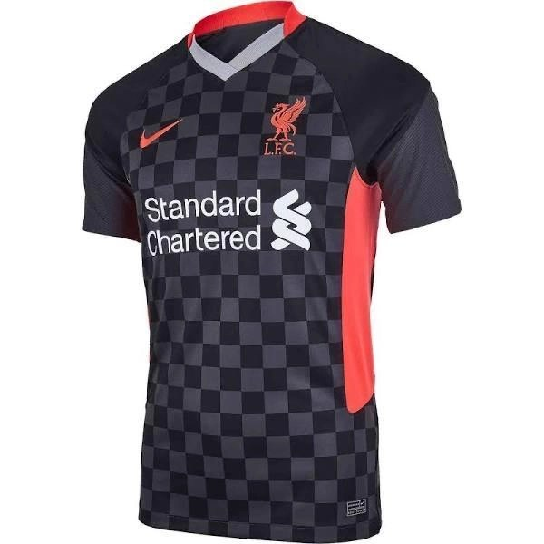 Copy of 20/21 Liverpool Third Jersey - Jersey Loco