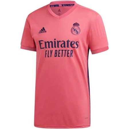 20/21 Real Madrid Away Jersey - Jersey Loco