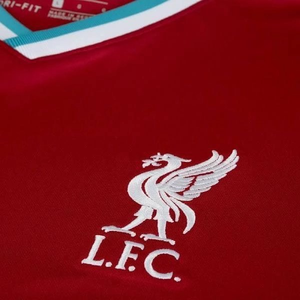 Copy of 20/21 Liverpool Home Jersey - Jersey Loco