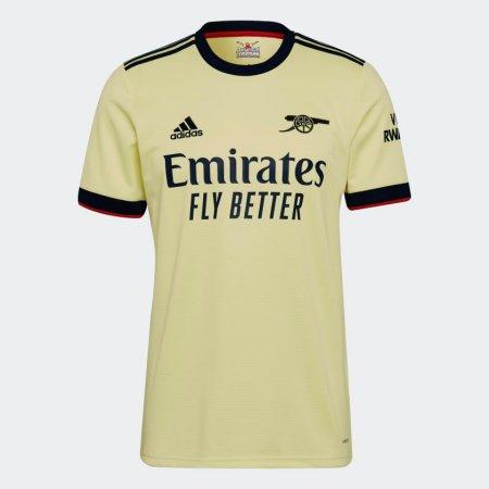 2022 Arsenal Away Kit Image