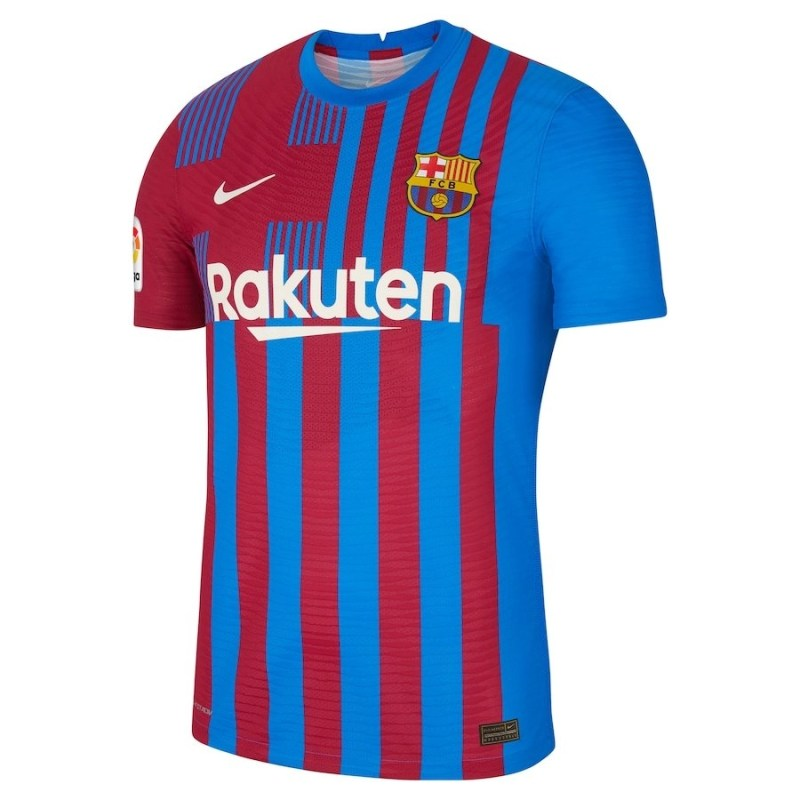 2022 Barcelona Home Kit Front Image