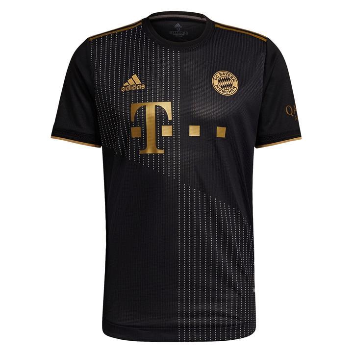 2022 Bayern Munich Away Jersey Image