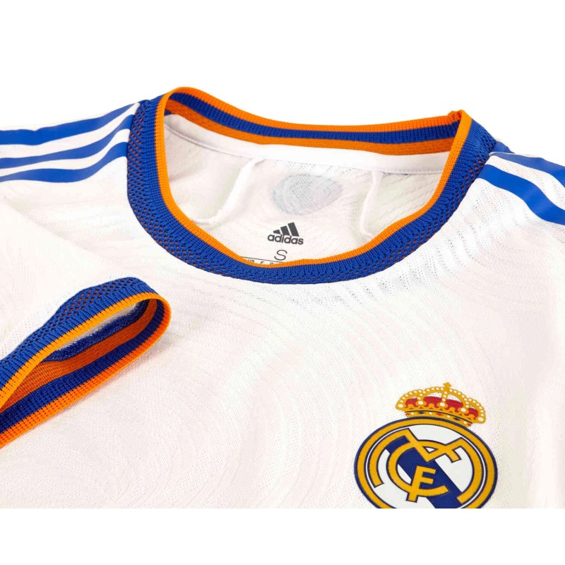 2022 Real Madrid Home Kit Patch Image