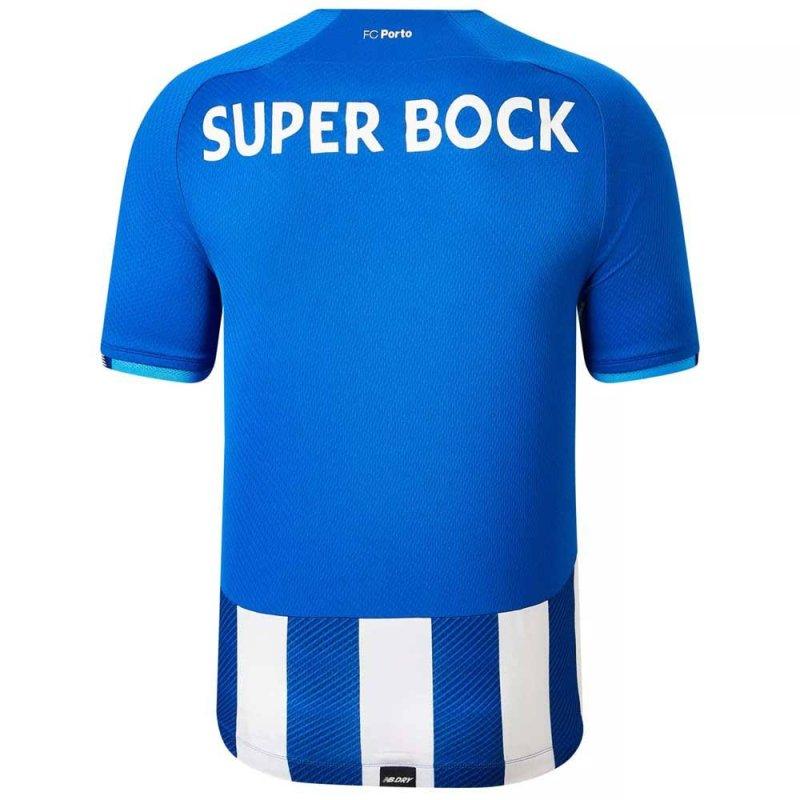 21/22 FC Porto Home Kit Back Image