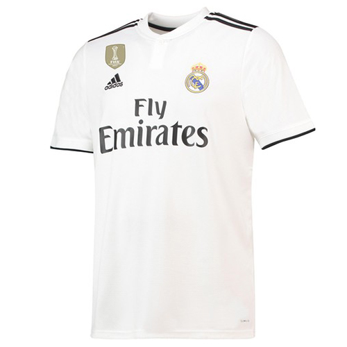 newest 4c2a3 87e56 Real Madrid 2018/19 Home Kit