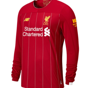 Buy Liverpool Home 2019/20 Long Sleeve Kit