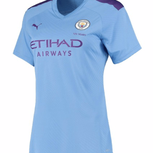Manchester City Women 2019/20 Home Kit