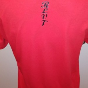Women's Relevance T-Shirt Red
