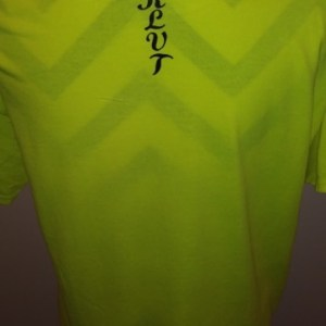 Women's Relevance T-Shirt Lime Green