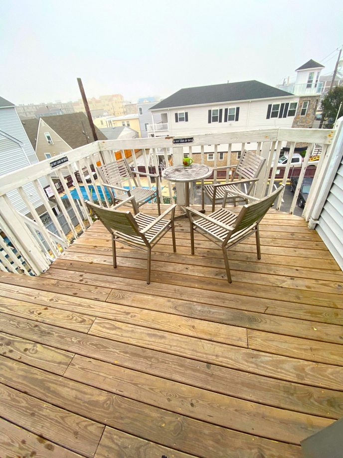 Jersey Shore Hotel with Sundeck | Hammock Inn North Beach