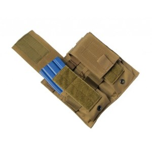 Modular (MOLLE) Universal Rifle Magazine Pouch, Double, Type 1