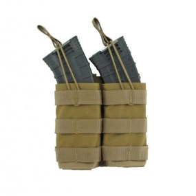 Modular (MOLLE) Rifle Magazine Pouch, Double, Type 2, AK47
