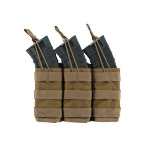 Modular (MOLLE) Rifle Magazine Pouch, Triple, Type 2, AK47