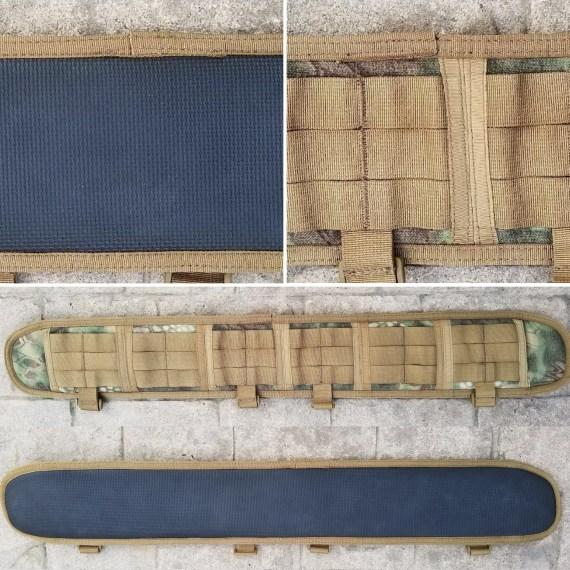 SERT Earth Multi Cam battle belt