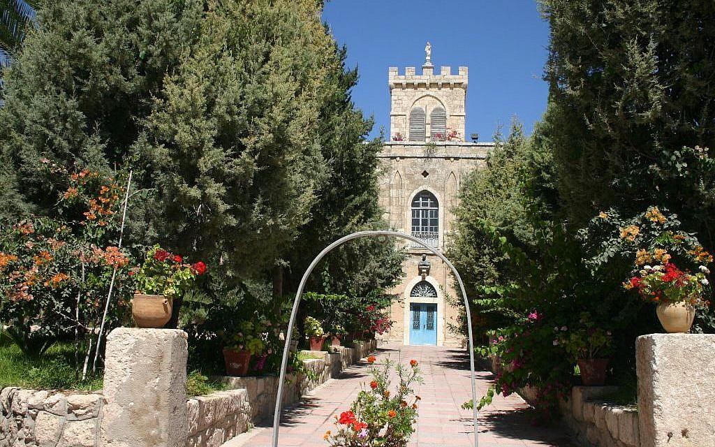 Beit Jamal Monastry Leontine Tour Jerusalem