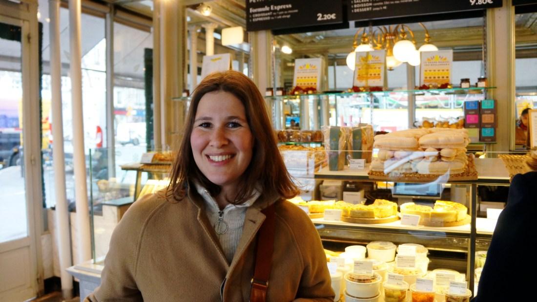 Ben Flora Food Tour Paris Bread maker