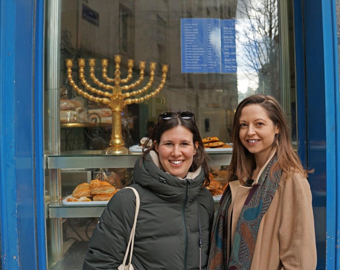 Emma Tour Guide Paris jewish tours