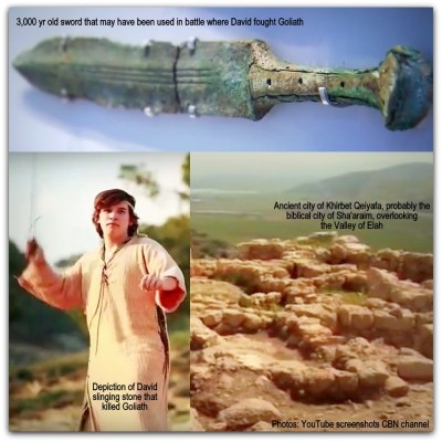 In the Valley of David and Goliath Photos YouTube screenshots CBN channel Mod 01c