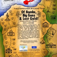 Corregidor Island Walk of Bombs, Big Guns and Lost Gold
