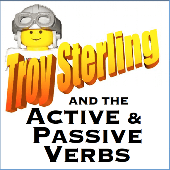 active and passive voice difficult examples