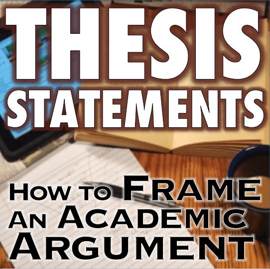 cutline vs thesis