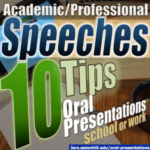 Oral presentations tips on how to deliver a speech for school or oral presentations m4hsunfo