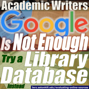 College Essay Papers A Reference Librarian Is Specially Trained To Help Patrons Find The Best  Sources An Internet Search Engine On The Other Hand Will Show You Plenty  Of  Proposal Argument Essay also English Literature Essay Research Essays Evaluating Online Sources For Academic Papers  Persuasive Essay Thesis Examples