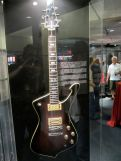I had never paid much attention to guitars, but my guest Mark had a personal story about this design.