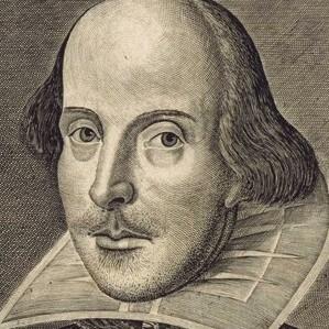 William Shakespeare (Portrait)