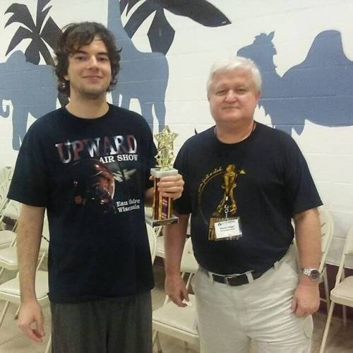 Top U800. #chesstournament