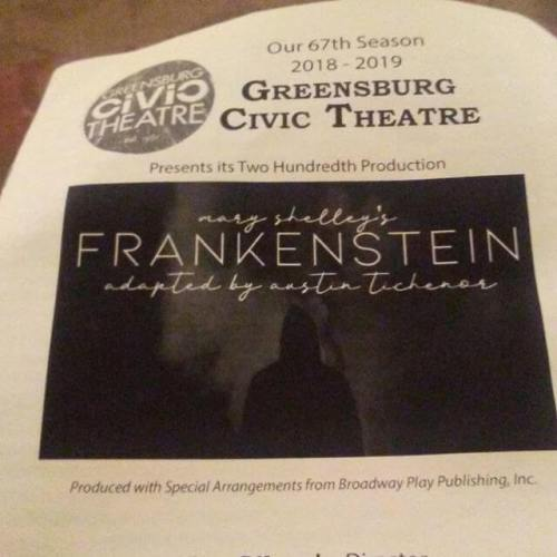 I saw this Friday night. Great fight choreography, lighting & staging, adaptation of the story.