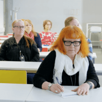 """Students in a Finnish community college learn how to spot """"fake news""""."""