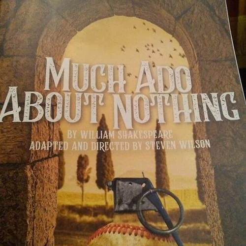 Much Ado About Nothing (Beatrice is my literary crush.)