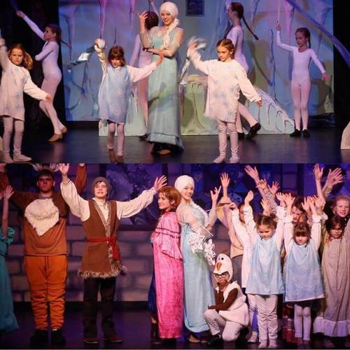 Frozen (Greensburg Civic Theatre, Greasepaint Players)