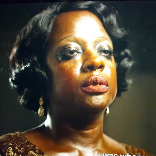 Stunned by Viola Davis, Chadwick Boseman and the rest of the cast in Ma Rainey's Black Bottom.